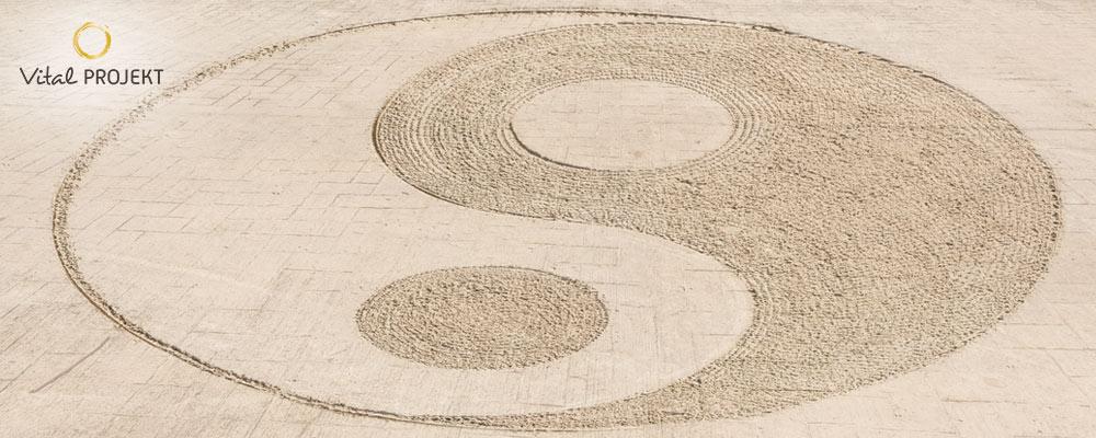 Yin-Yang-Symbol – Ursprung und Bedeutung