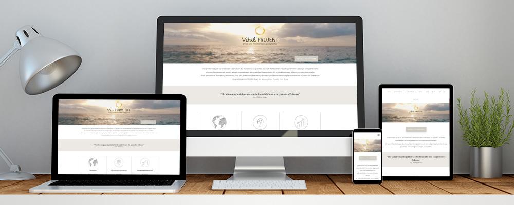 Redesign von Logo und Webseite abgeschlossen
